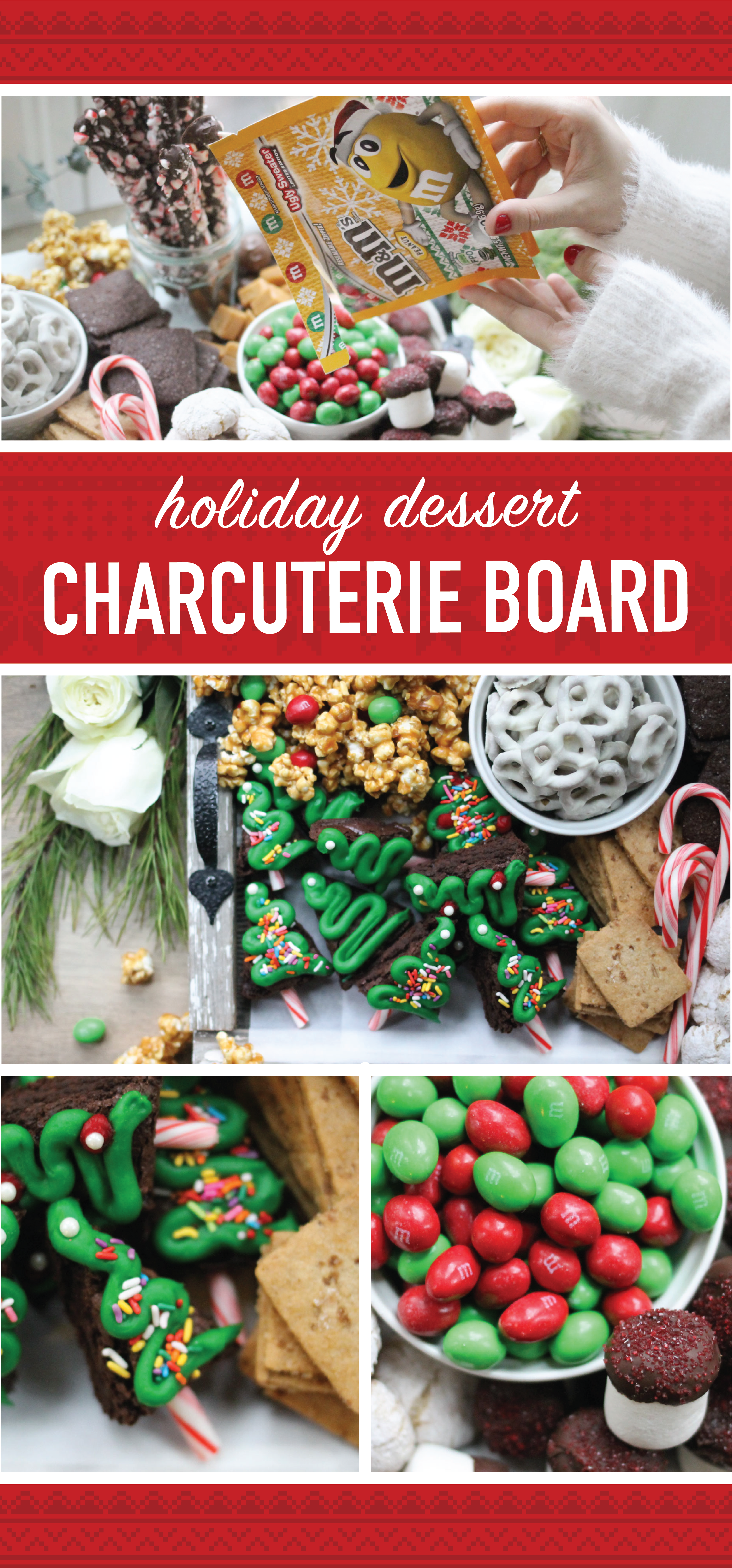 Holiday Dessert Charcuterie Board | Recipe | Ugly Sweater ...
