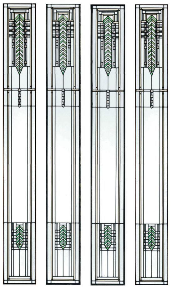 Frank Lloyd Wright Giannini Amp Hilgart Design 1902