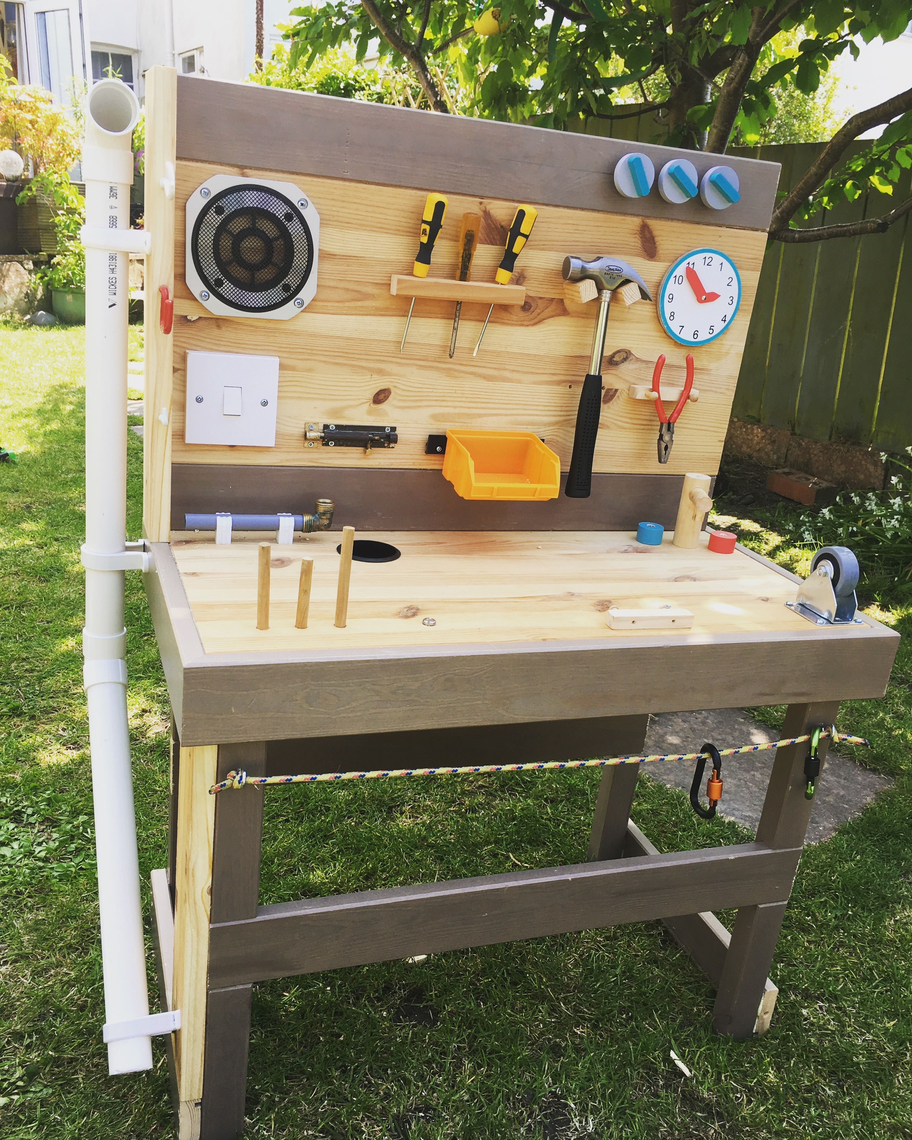 Cleave Toddler Workbench Sensory Table Toddler Workbench Kids Workbench Kids Tool Bench