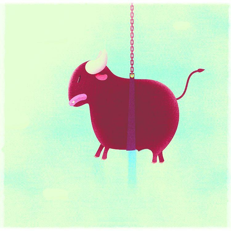 Raising raging bull