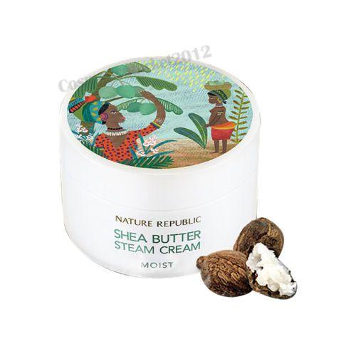 Nature-Republic-Shea-Butter-Steam-Cream-100ml-Moist- 12.30€