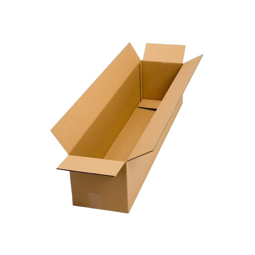 Pratt Retail Specialties 36 In L X 12 In W X 12 In D Moving Box 15 Pack Pra0150b The Home Depot Moving Boxes Corrugated Box Large Cardboard Boxes