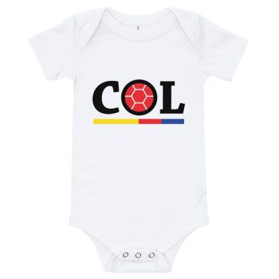 476f52fd073 Colombian Baby Products for Real Colombian Fans - Vamos Colombia. The  perfect gift for the new addition to your family or gift for a baby shower.