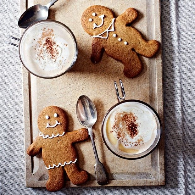 Gingerbread Men Favorite christmas recipes, Gingerbread