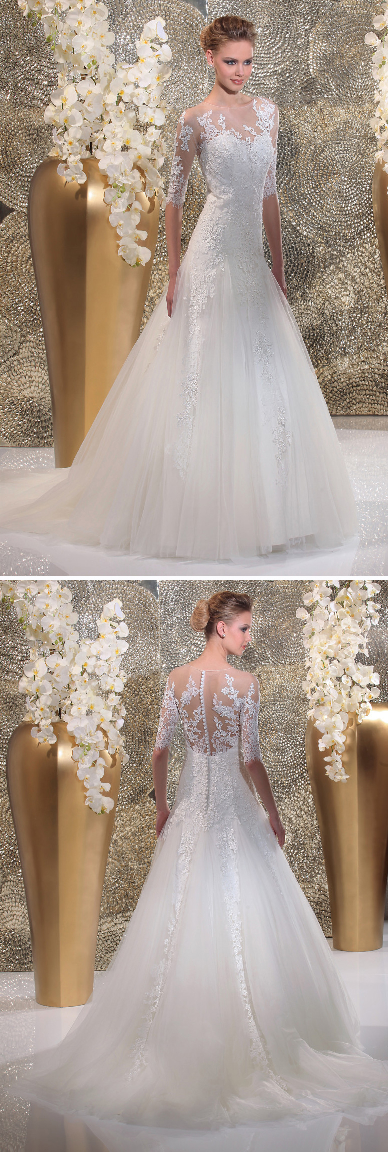Isabel de Mestre - Gold Label Kollektion 2016: Brautkleid \