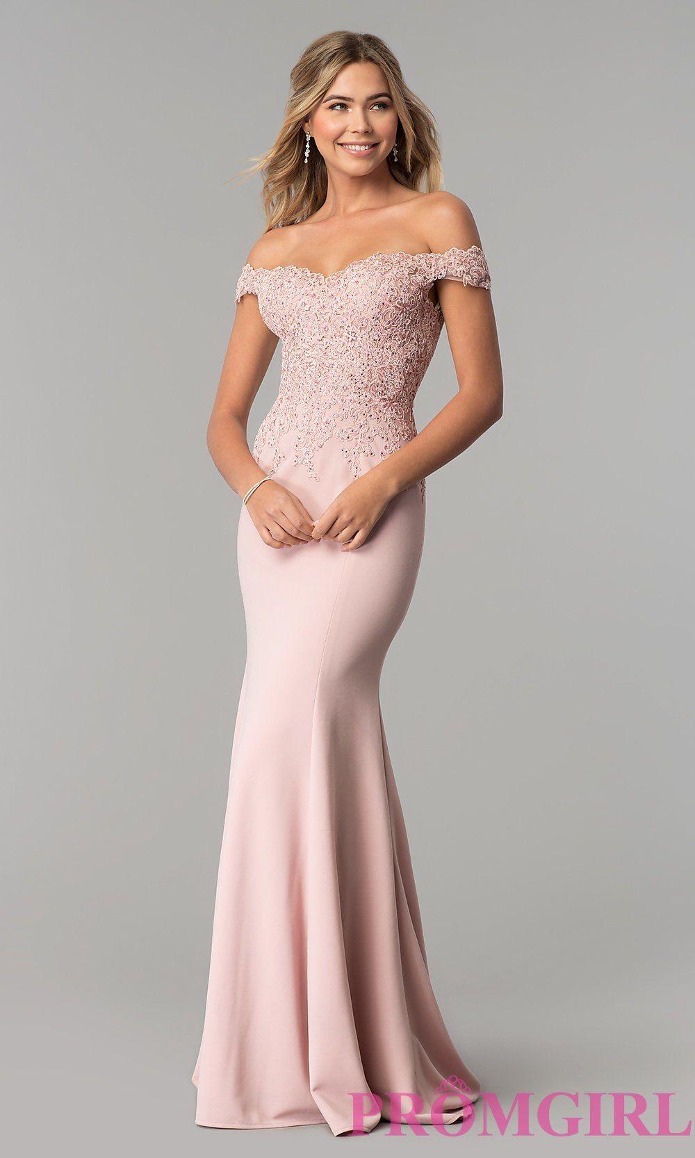 Long sweetheart lacebodice prom dress promgirl formal dresses