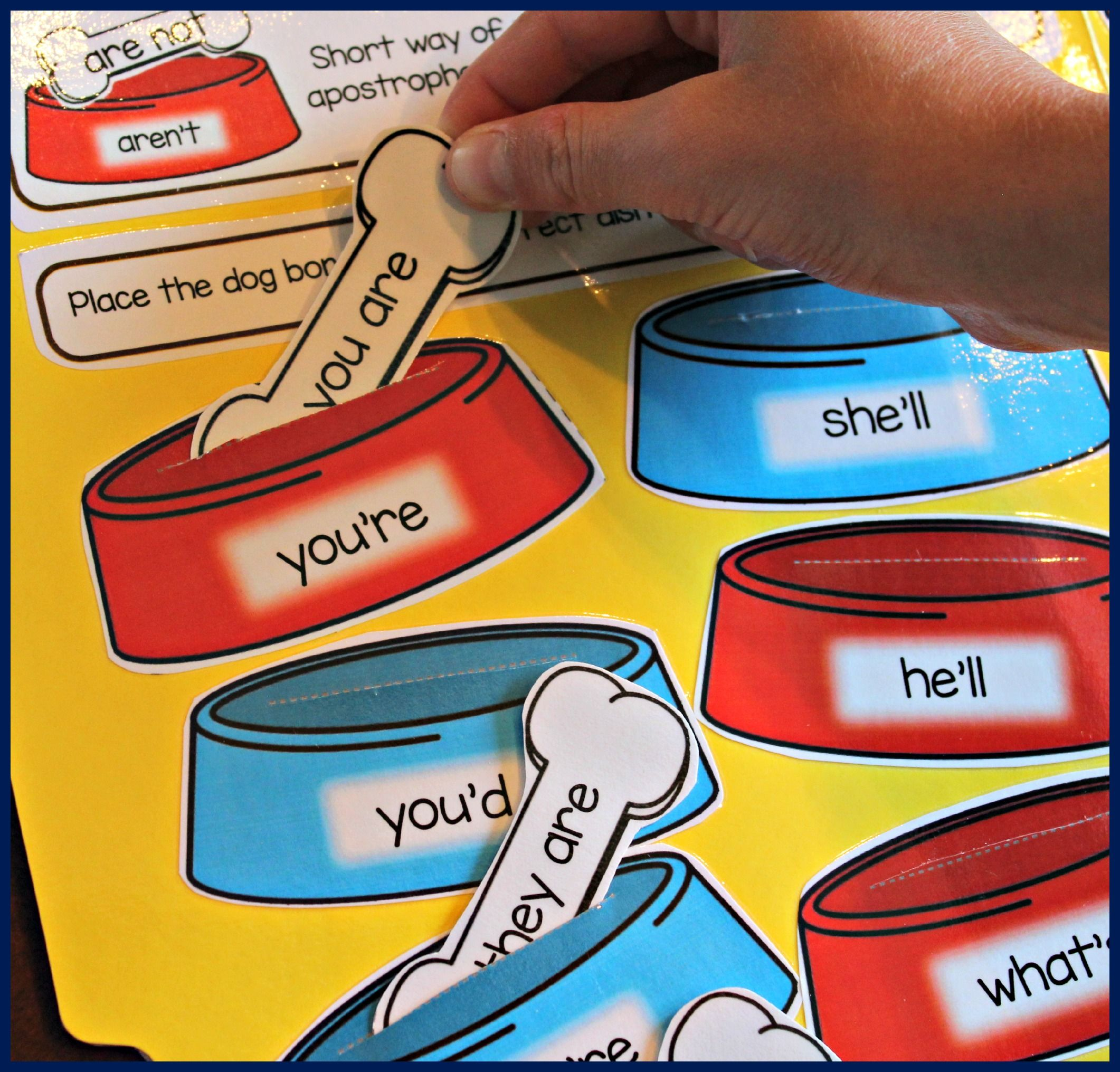 File Folder Phonics Hands On Activities For Learning