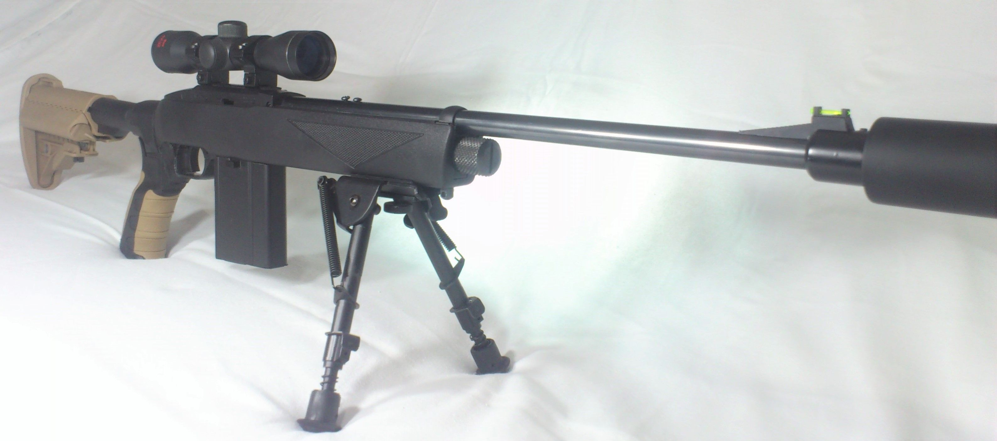 Crosman 1077 m4 stock | 1077 | Air rifle, Guns