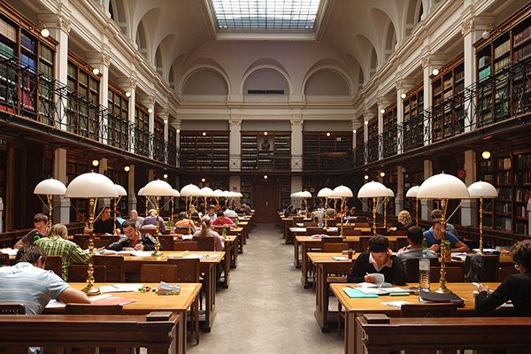 Stunning Photos Of Europe S Most Beautiful Libraries Beautiful Library Commercial And Office Architecture Graz