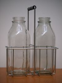 Buy Glass Milk Bottles Lids Spouts And Carriers Old Milk Bottles Glass Milk Bottles Milk Bottle