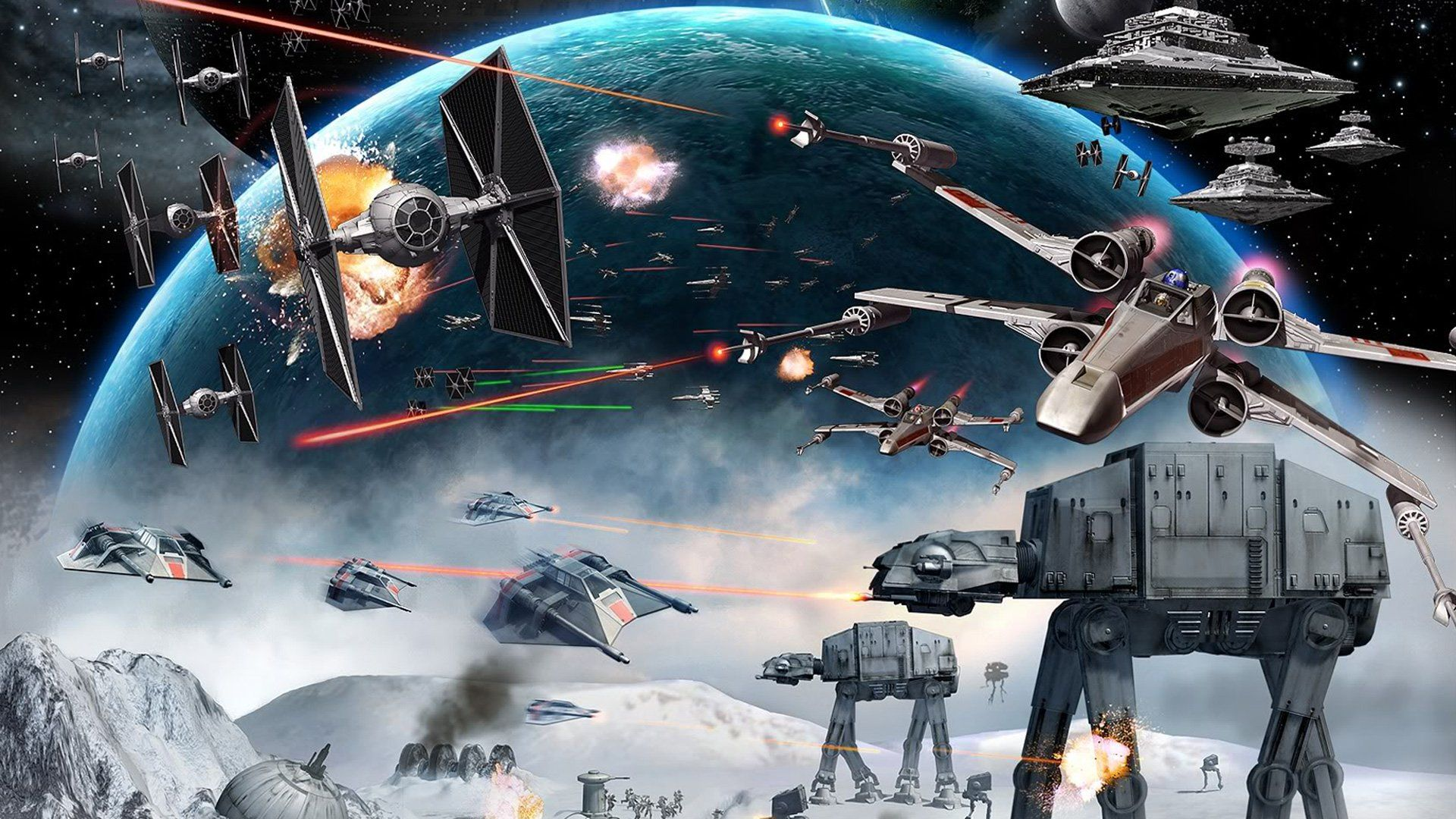 Star Wars Wallpapers Hd Resolution Movies Wallpapers