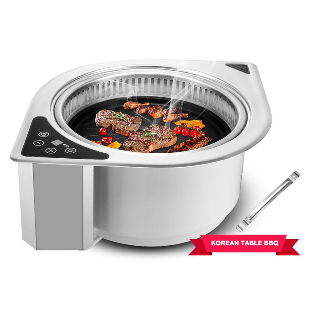 Florabest Bbq Restaurant Appliance Fire King Grill Commercial Korean Infrared