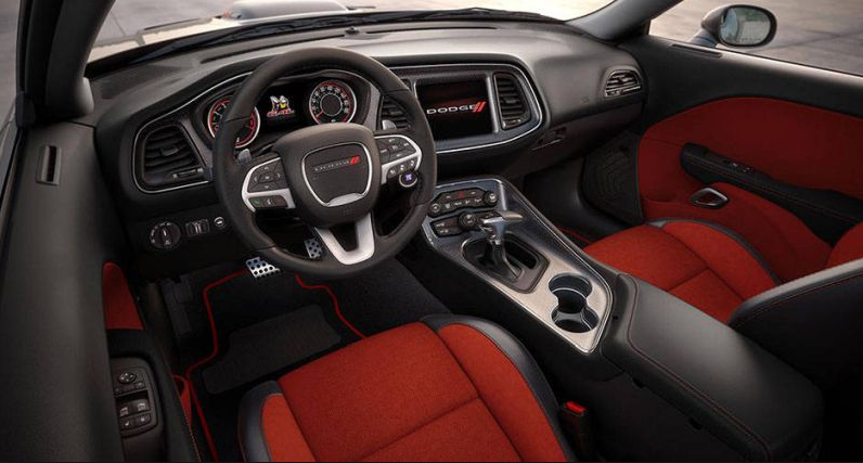2018 Dodge Demon Styling Cabin And Interior Handmade Luxury Italian Leather Shoes For Men