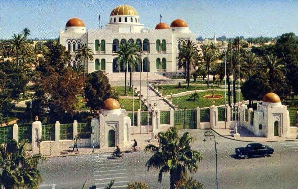 قصر الخلد العامر Libya Tripoli Palace