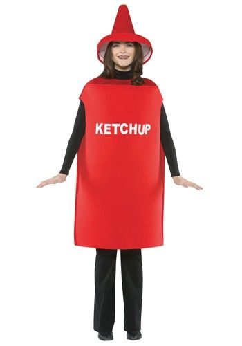 Ketchup and Mustard Couples Costumes Cute Costume Ideas for - food halloween costume ideas