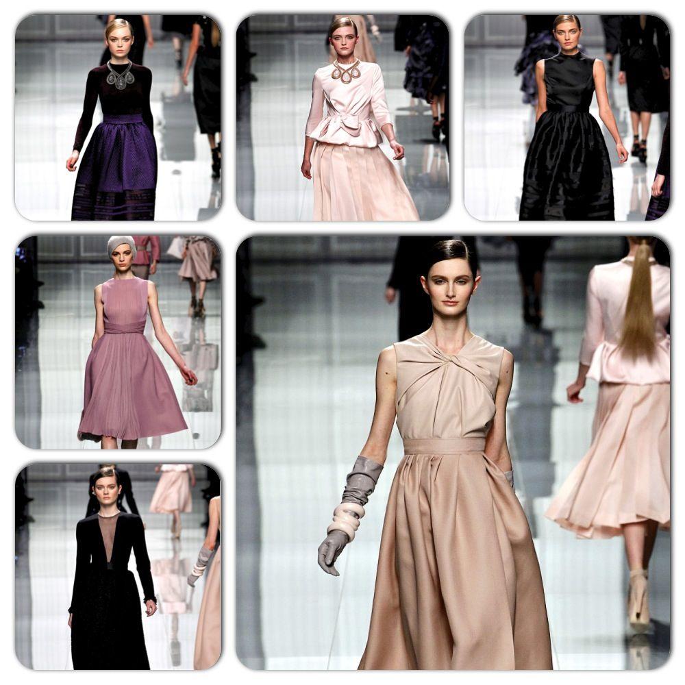 Love @ First Sight: Dior Fall 2012