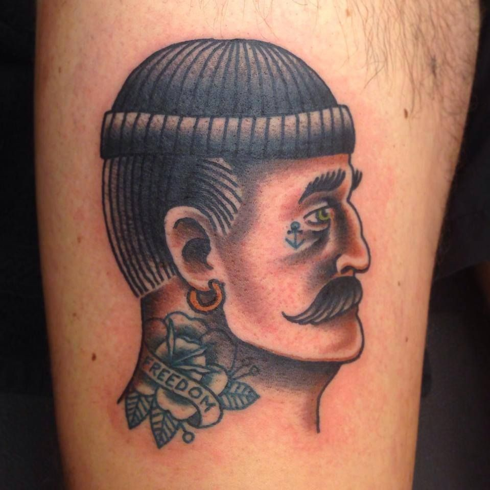 Neo Meaning: Miks Tattoo Copenhagen Traditional Old School Sailor