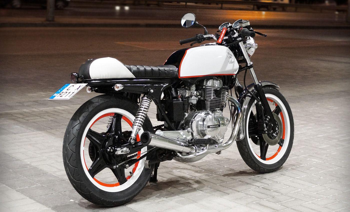 honda cb400 cafe racer - HD1400×850