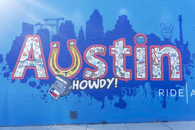 24 Most Instagrammable Murals In Austin Austin Murals Mural