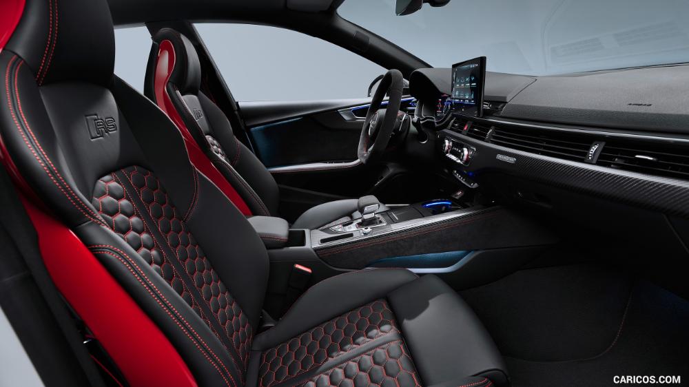 2020 Audi Rs 5 Sportback Interior Front Seats Hd Audi Rs5 Audi Rs Audi Rs5 Sportback