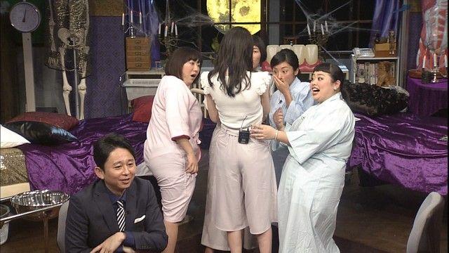 有吉MC「真夜中の保健室」で森三中黒沢が松井咲子の胸をチェック - お笑いナタリー