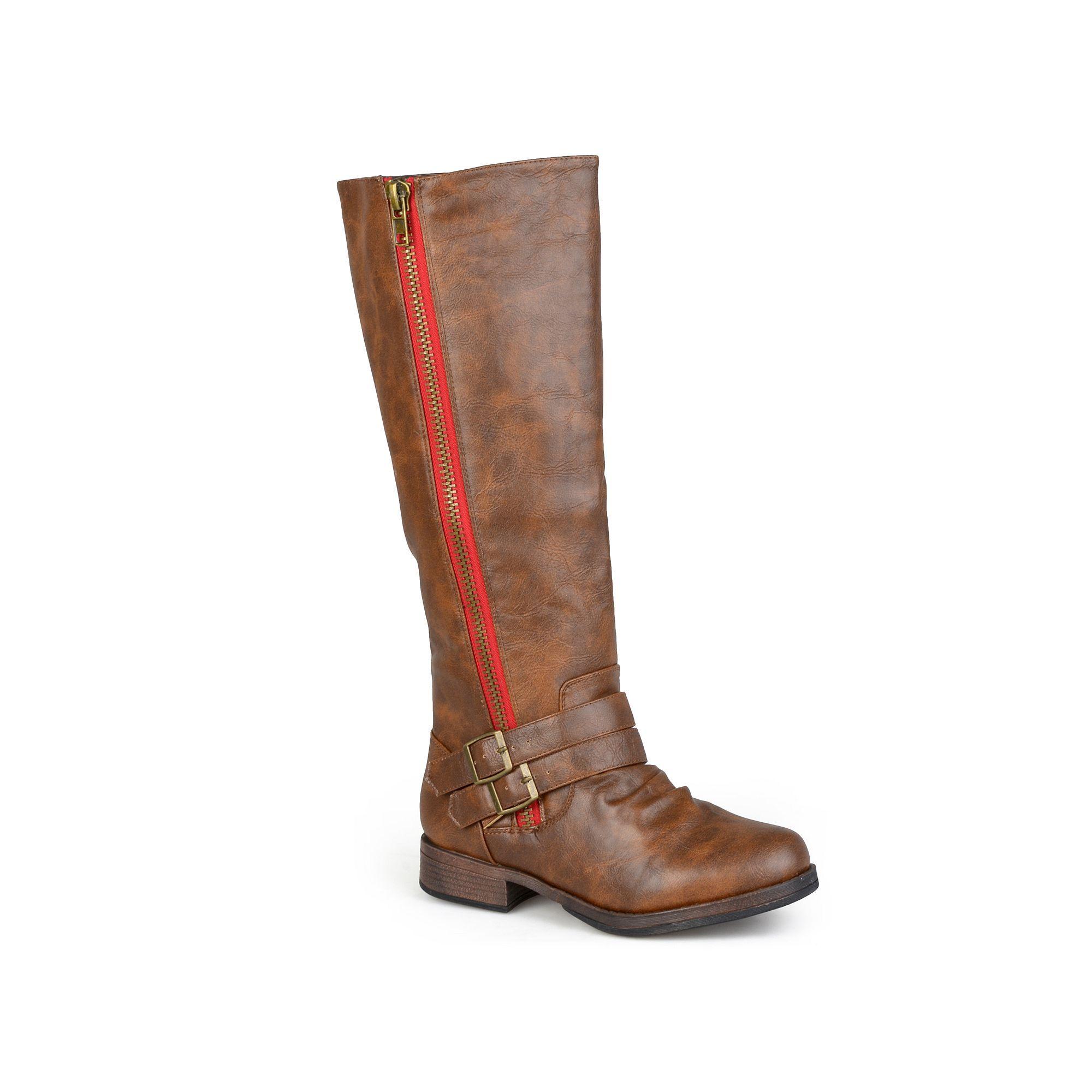 e7d86d7e83b5b Journee Collection Lady Women s Knee-High Boots