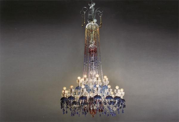 Chandelier multicolor - Versace Home Collection