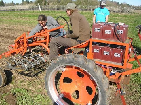 FarmHack: Collaboratively Retooling Agriculture