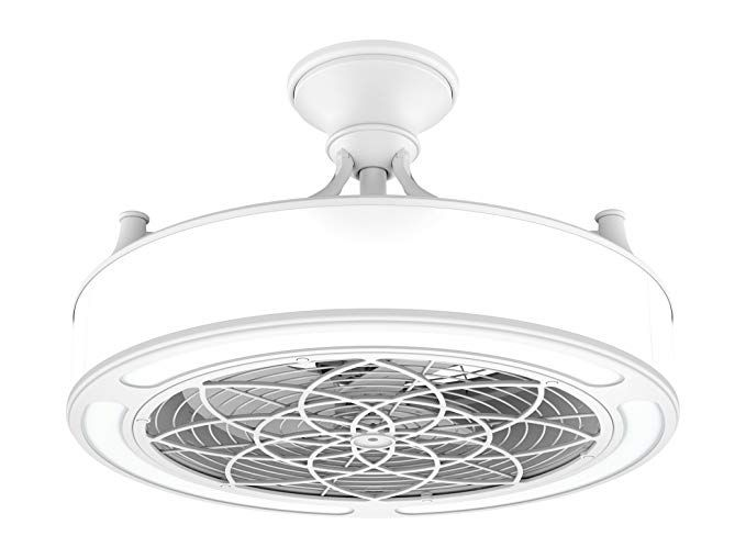 Anderson Cf0140 22 In Indoor Outdoor White Ceiling Fan Amazon Com White Ceiling Fan
