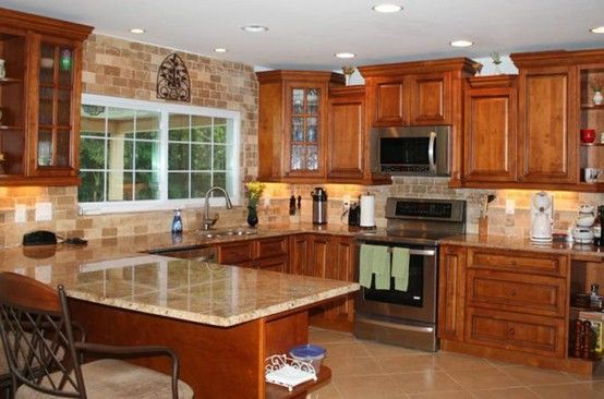 Cambridge Glaze Solid Wood Cabinets Kitchen Remodel Maple Kitchen Cabinets Cabinets And Countertops Glazed Kitchen Cabinets