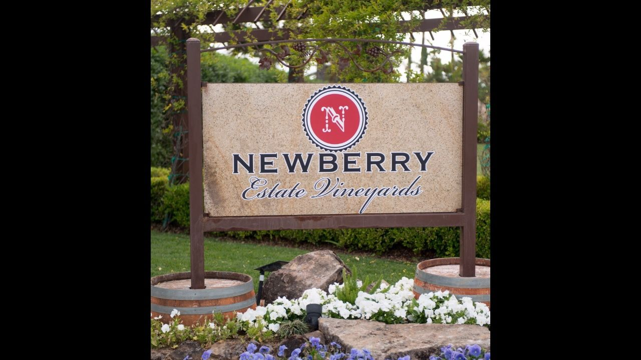 Newberry Estate Vineyard weddings  Photography by Connie Leal Floral and design by Premier Floral