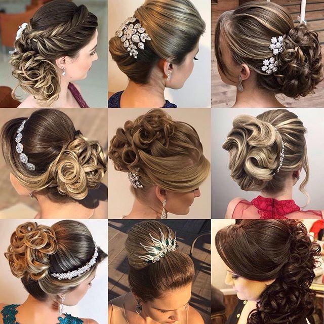 Discover Penteadossonialopes S Instagram Image Agenda Master Em Penteados 31 De Julho E 01 De Agosto Hair Styles Bridal Hair Buns Wedding Hairstyles