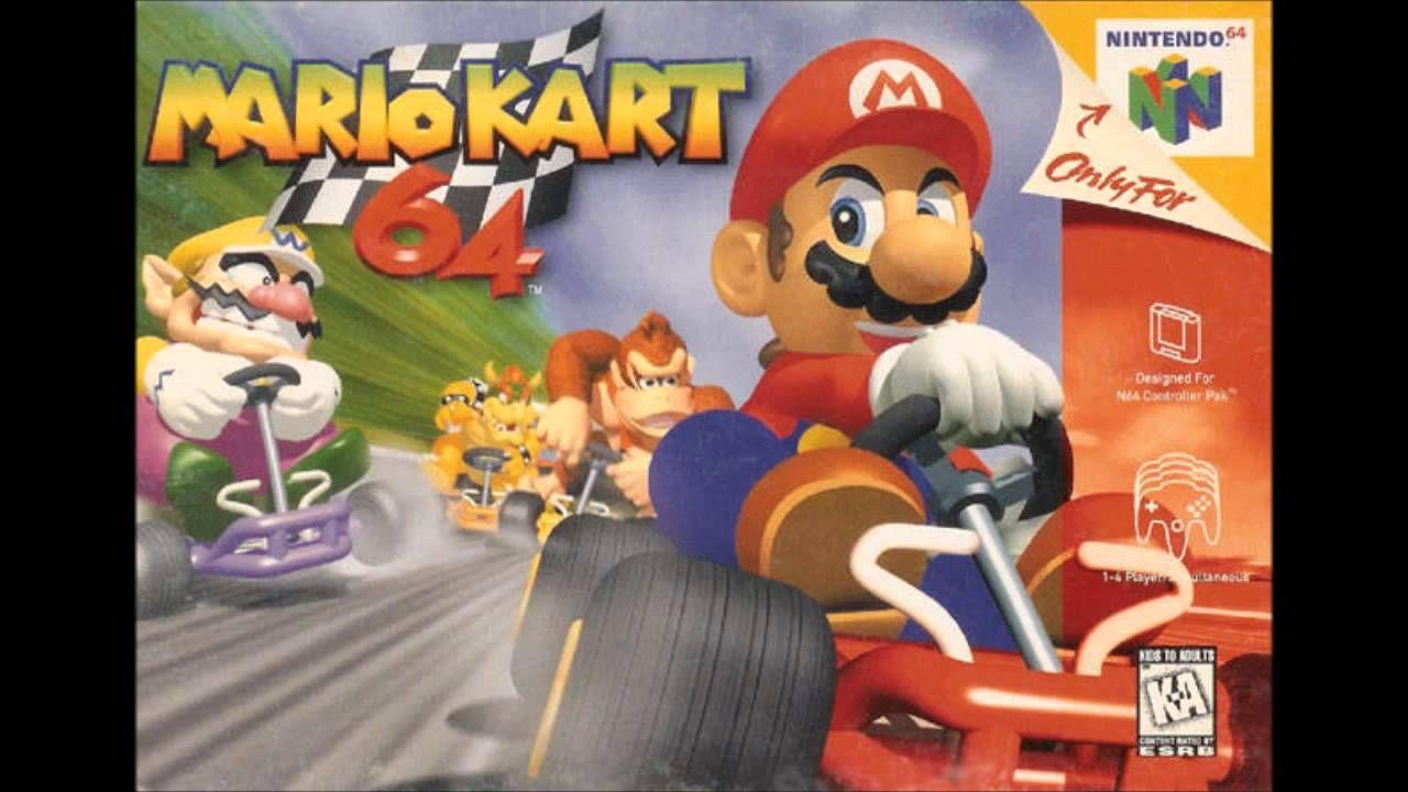 Mario Kart 64 Staff Roll Credits Orchestra Youtube Mario Kart 64 Mario Kart Mario