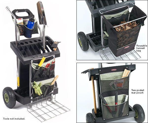 Garden Tool Cart Gardening