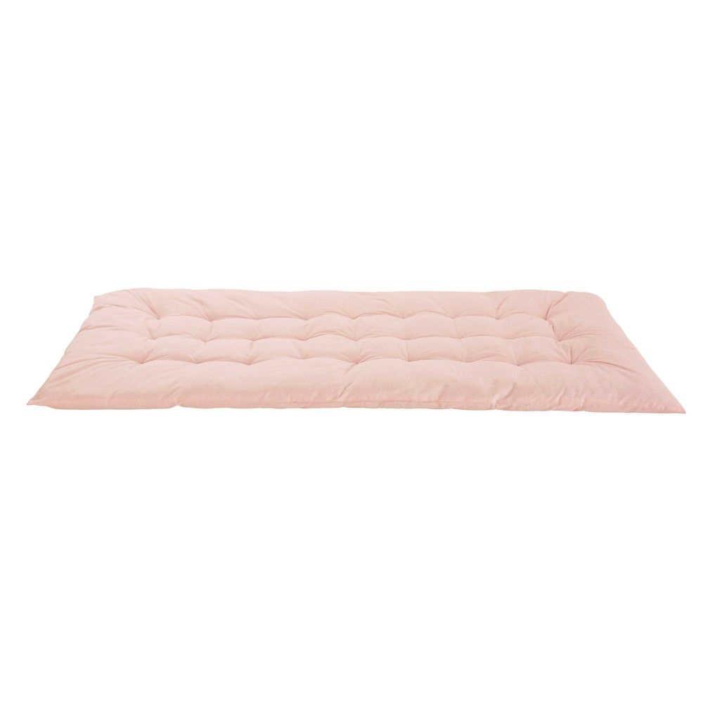 Bz Futon Matelas Gaddiposh En Coton Rose 90x190 Products Futon Mattress