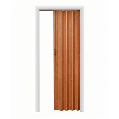 Spectrum Interior Closet Door Ok32 3680ch 24 In To 36 In X 80 In Cherry Vinyl Folding Closet Door Accordion Doors Folding Closet Doors Vinyl Doors