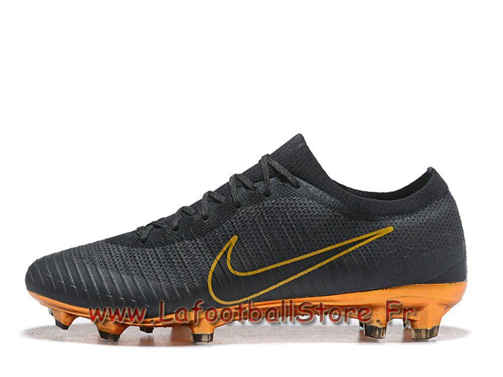 pretty nice 229b9 ada31 Nike Mercurial Vapor Flyknit Ultra FG Chaussure Nike 2018 de football à  crampons pour terrain sec