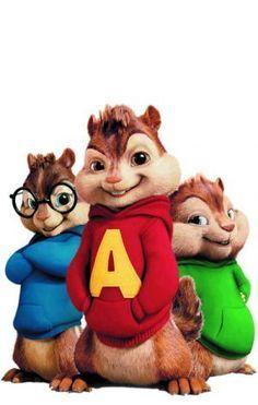 Alvin And The Chipmunk Iphone Wallpaper Google Search Alvin E