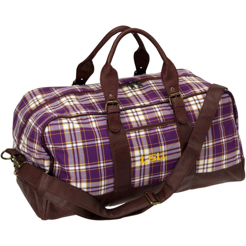 Honour Society LSU Tigers Weekend Bag - Purple | Bags, Lsu and Purple