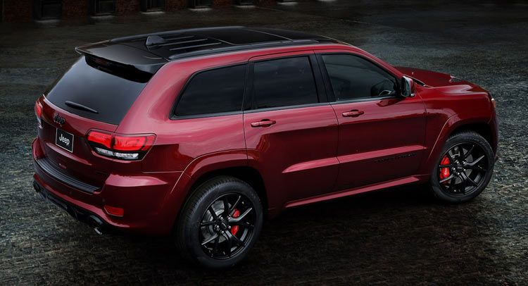 Jeep Bringing Models Old And New To Geneva Jeep Grand Cherokee Srt New Jeep Cherokee Jeep Grand Cherokee