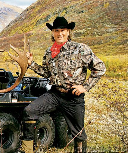 92397c32728 inside the RIFLE FIREPOWER September issue...JIM SHOCKEY  Enjoy a campfire  chat with one of hunting s greatest ambassadors.