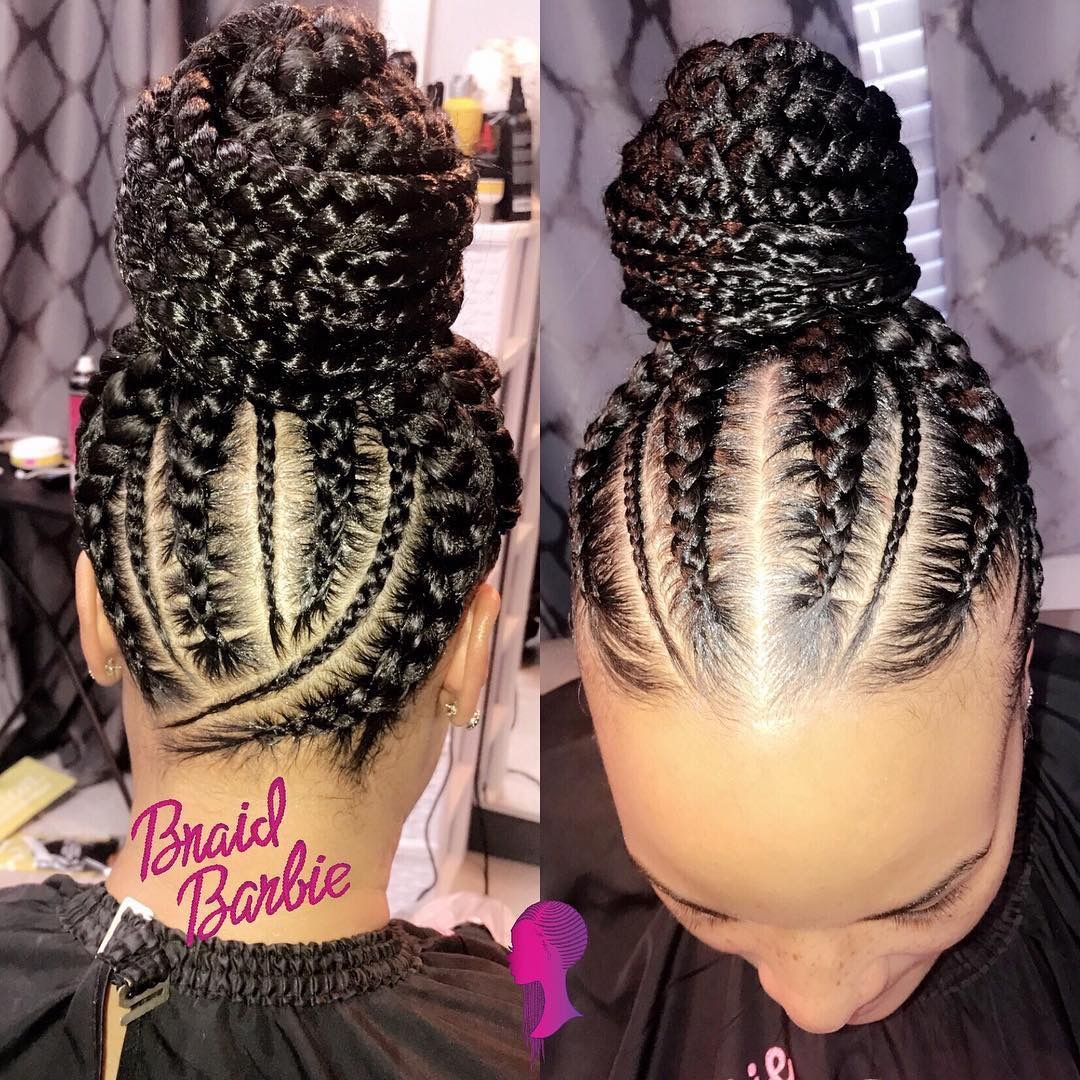 Braided Hairstyles, Natural