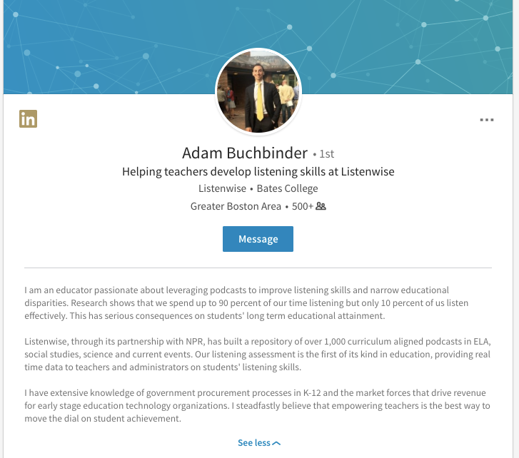 7 Creative LinkedIn Summary Examples & How to Write Your