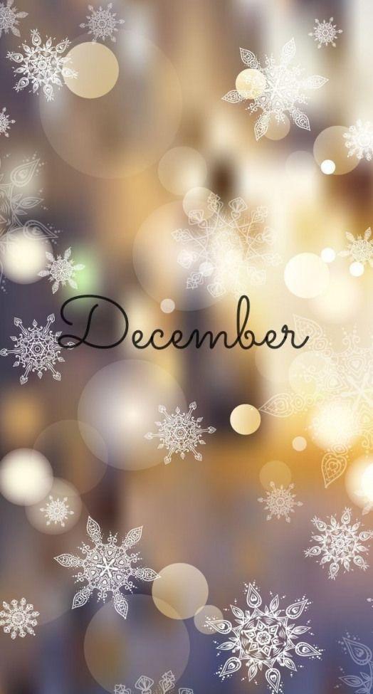 December #holiday #holiday #fond #ecran
