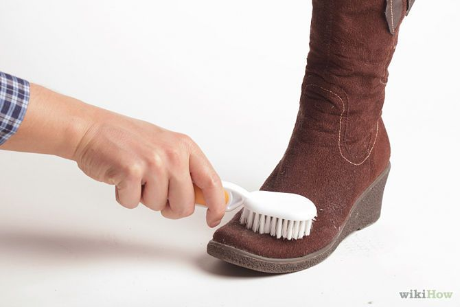 Limpar Camurça | Limpeza de camurça, Limpeza de sapatos e