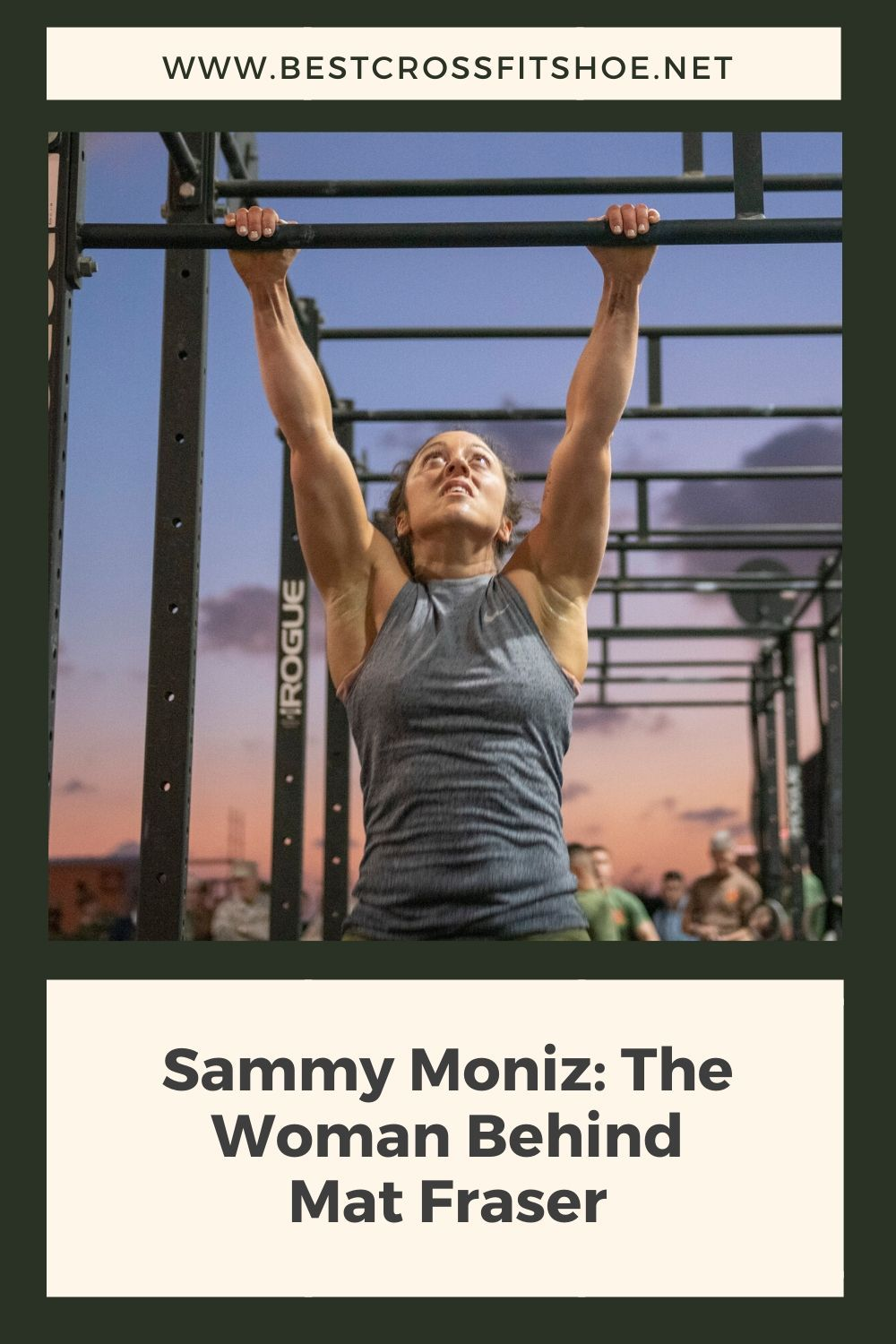 Find out all the details you need to know about Sammy Moniz, the woman behind Mat Fraser and the one...
