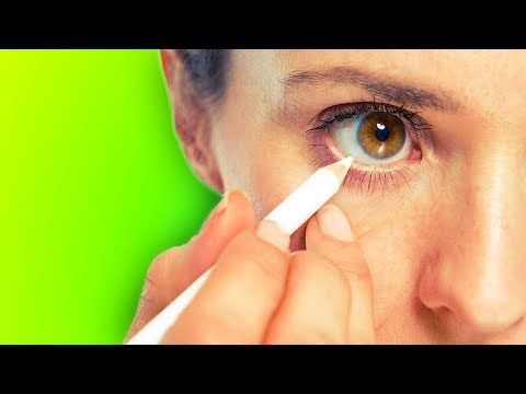 Pin By Luda Beresovcki On Beri I Delaj Make Eyes Pop Beauty Hacks Makeup Mistakes