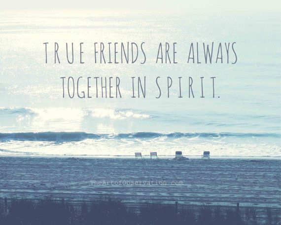 friends always tell the truth and overuse i love you