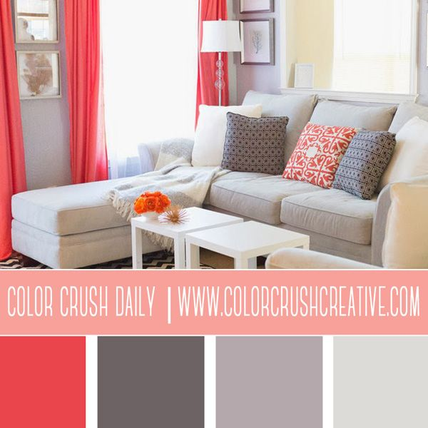 Color Crush Daily 8-22 | Decorating | Pinterest | Room ideas ...
