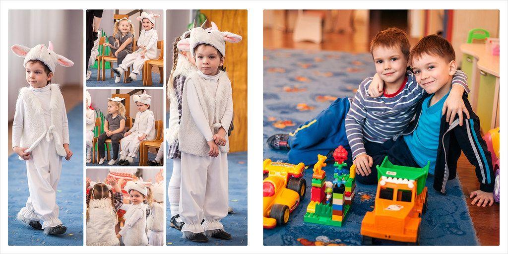 005-3 | Детский сад фото, Фотокниги и Школьный альбом
